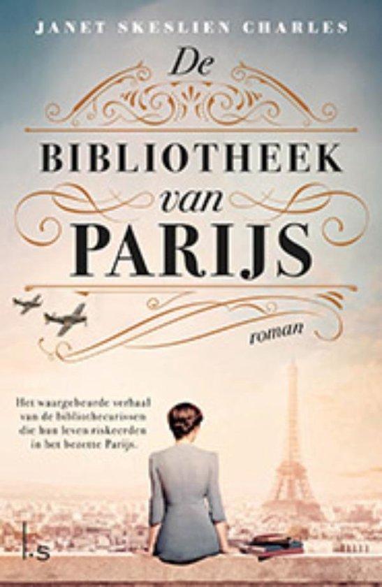De bibliotheek van Parijs - Janet Skeslien-Charles   Fthsonline.com