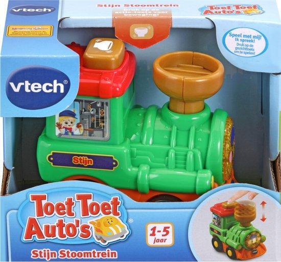 VTech Toet Toet Auto's Stijn Stoomtrein - Speelfiguur