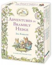 ISBN Adventures in Brambly Hedge boek Hardcover 128 pagina's
