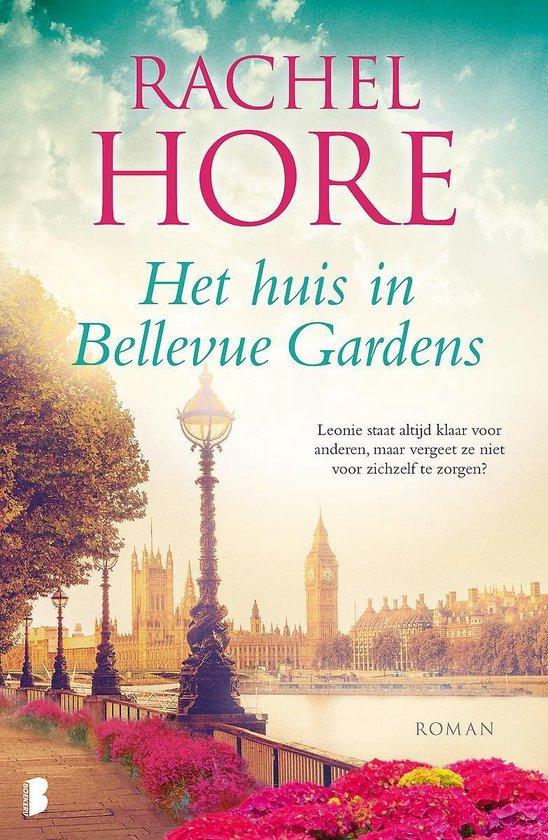 Het huis in Bellevue Gardens - Rachel Hore   Readingchampions.org.uk