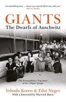 Boek cover Giants van Eilat Negev (Onbekend)
