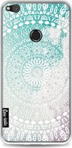 Casetastic Softcover Huawei P8 Lite (2017) - Rainbow Mandala