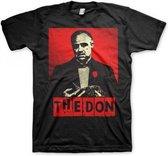 Godfather The Don t-shirt heren Xl