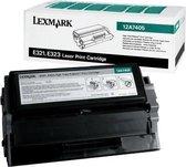 Lexmark E321 / 323 - Tonercartridge Zwart