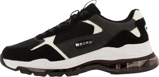 Bjorn Borg X510 Msh Sneaker Men Black-white 43