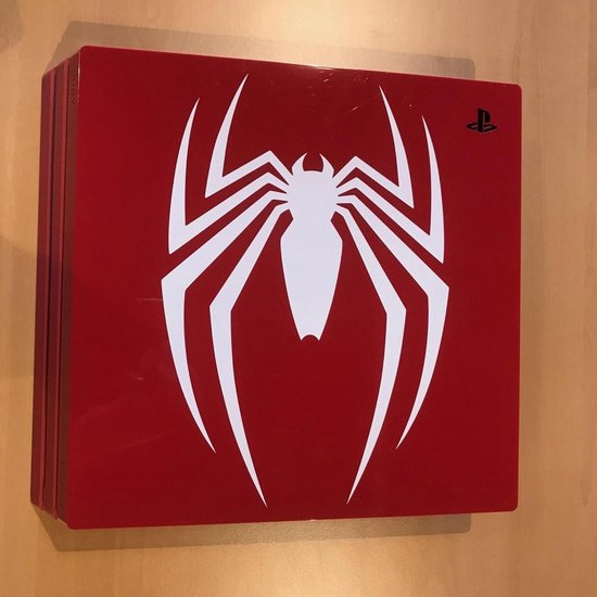 Sony Marvel's Spider-Man - Limited Edition PS4 Pro Bundle Rood 1000 GB Wi-Fi