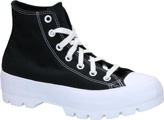 Converse Chuck Taylor All Star Lugged Sneakers Zwart Dames 38