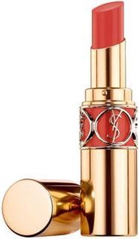 Yves Saint Laurent Rouge Volupte Shine - 16 Orange Impertinent - Lippenstift - Yves Saint Laurent