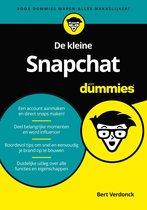 Voor Dummies - De kleine Snapchat voor Dummies