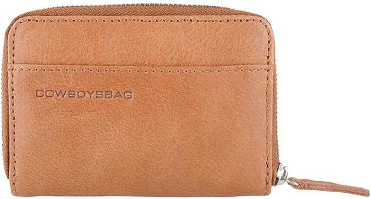 Cowboysbag Purse Haxby Dames Portemonnee - Tobacco - Cowboysbag