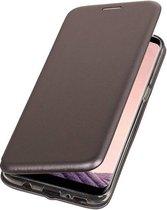 Slim Folio Case voor Galaxy S8 Grijs