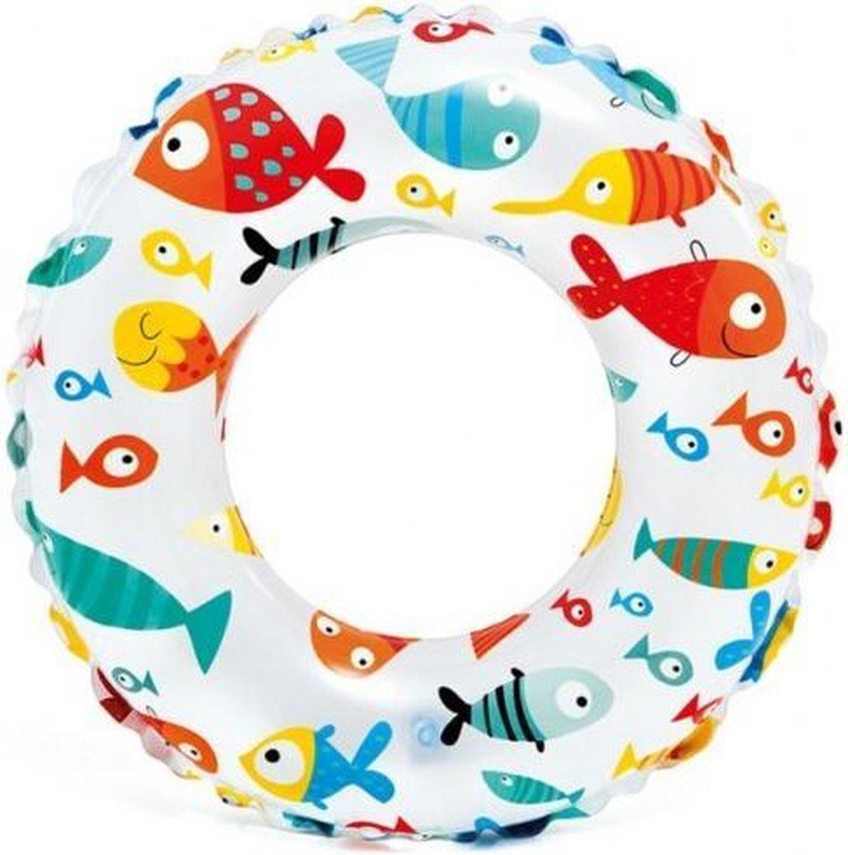 Holiday Wheel Life INTEX Fish