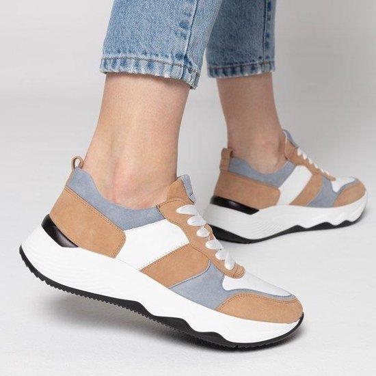 Gabor Sneakers Wit - Maat 40 ALi8Wz