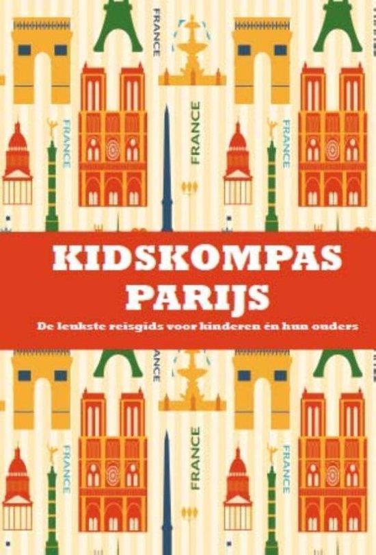 Kidskompas - Kidskompas Parijs - Janneke van Amsterdam |