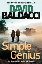 Boekomslag van 'Simple Genius'