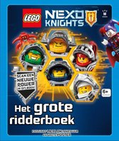 LEGO Nexo Knights: Het grote Ridderboek