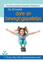 De Panta Rhei mini spelenboekenreeks - De 50 beste dans- en bewegingsspelletjes