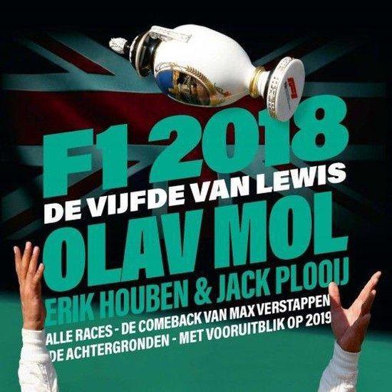 F1 2018: De Vijfde van Lewis