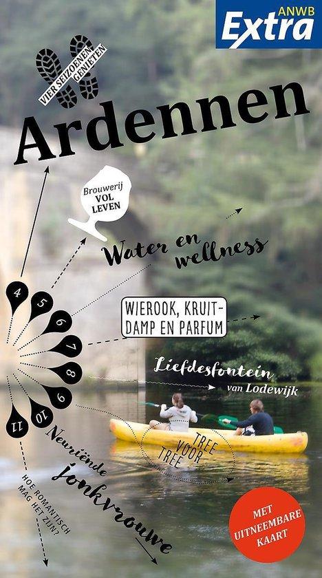 ANWB Extra - Ardennen - Angela Heetvelt  