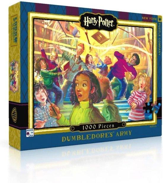 Dumbledore's Army - NYPC Harry Potter Collectie Puzzel 1000 Stukjes