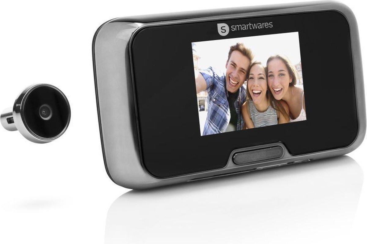 Smartwares VD27 Slimme Video Deurspion - Smartwares
