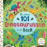 Er zitten 101 dinosaurussen in dit boek