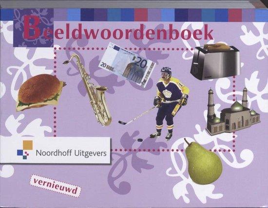 Boek cover Beeldwoordenboek van D. Faber