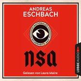 Omslag NSA - Nationales Sicherheits-Amt (Gekürzt)