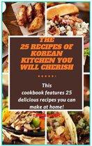 The 25 Recipes of Korean Kitchen You Will Cherish