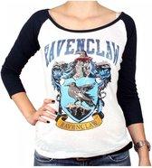 HARRY POTTER - T-Shirt Ravenclaw School - GIRL (M)