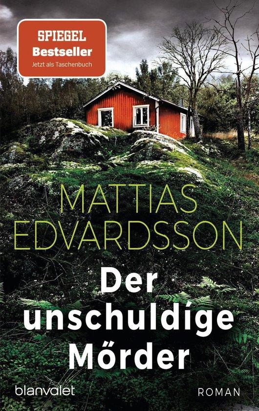 Boek cover Der unschuldige Mörder van Mattias Edvardsson (Onbekend)