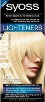 Bol.com-SYOSS Color baseline Lighteners 13-0 Ultra Plus Lightener Haarverf - 1 stuk-aanbieding