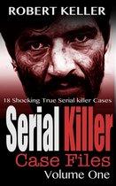 Omslag Serial Killer Case Files Volume 1