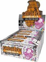 Grenade Carb Killa Bars- 1 box - Birthday cake