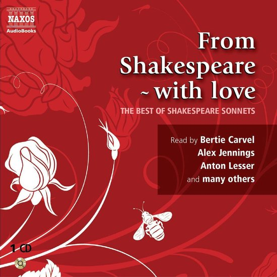 Boek cover From Shakespeare with love van William Shakespeare (Onbekend)