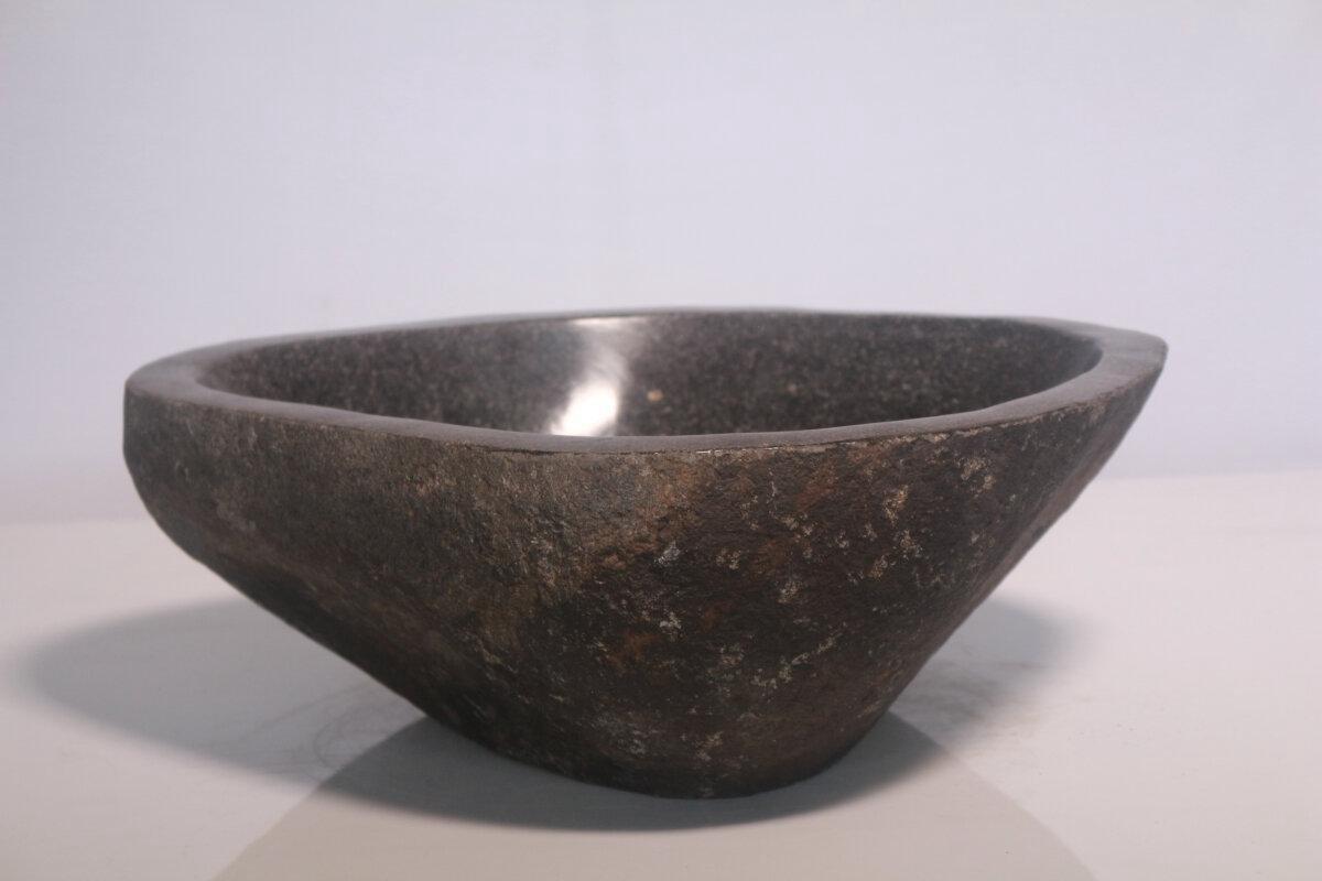 Natuurstenen waskom | DEVI-W20-117 | 29x39x15