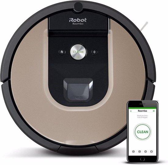 iRobot Roomba 976 - Robotstofzuiger met dweilfunctie