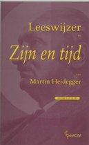 Boek cover Leeswijzer bij Zijn en tijd van Martin Heidegger van J. van Sluis