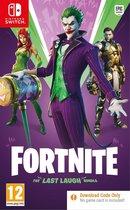 Fortnite : The Last Laugh Bundle (Uitbreiding) - Nintendo Switch (code in box)