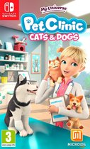 My Universe: Pet Clinic Cats & Dogs - Switch