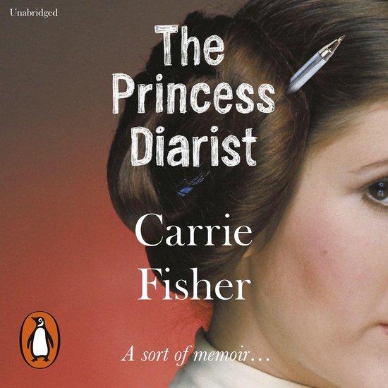 Boek cover The Princess Diarist van Carrie Fisher (Onbekend)