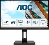 AOC Q24P2Q - QHD IPS Monitor - 24 inch