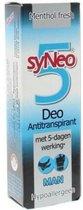 Syneo Deodorant Anti-transpirant Pompspray For Men 30 ml