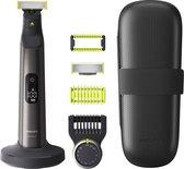 Philips OneBlade Pro QP6650/30 - Trimmer, scheerapparaat en styler