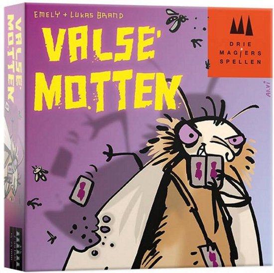 Valse Motten - Kaartspel - 999 Games