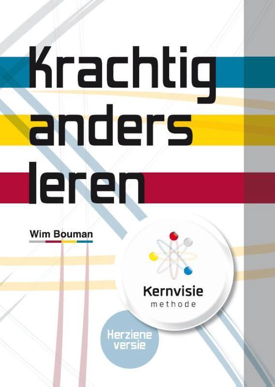 Boek cover Krachtig anders leren van Wim Bouman (Paperback)