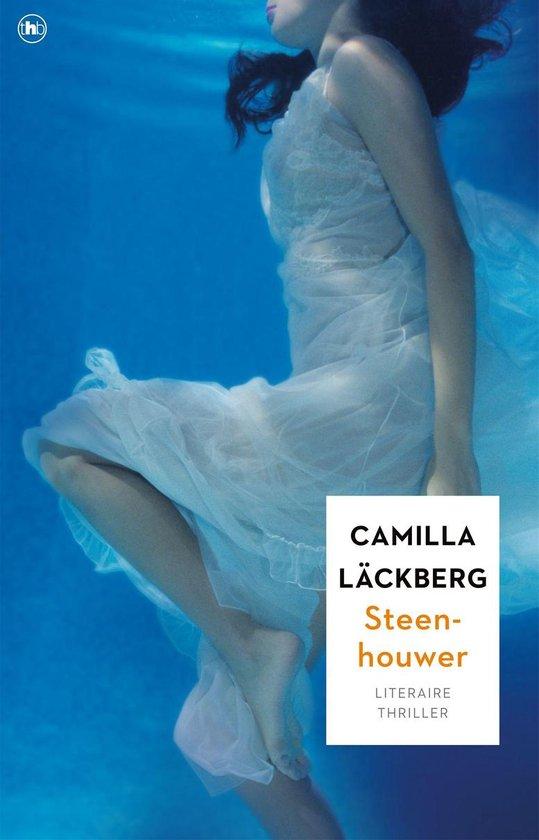 Boek cover Steenhouwer van Camilla Läckberg (Onbekend)