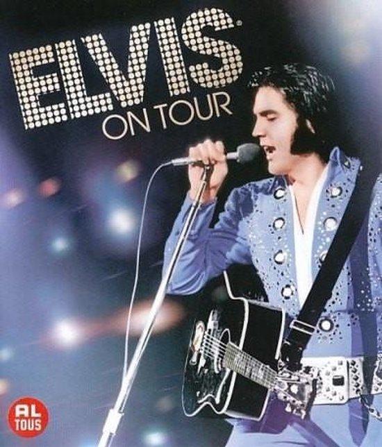 Cover van de film 'Elvis On Tour'