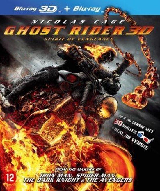Cover van de film 'Ghost Rider - Spirit Of Vengeance'