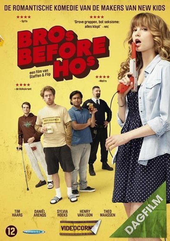 Cover van de film 'Bro's Before Ho's'